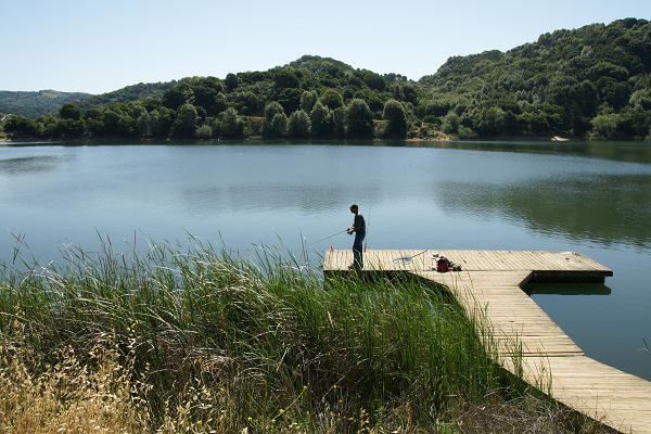 lake chabot fishing